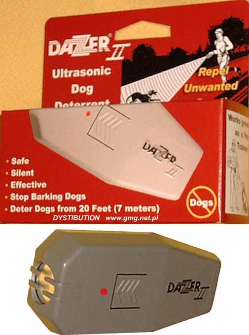 Odstraszacz na psy psów DAZER II
